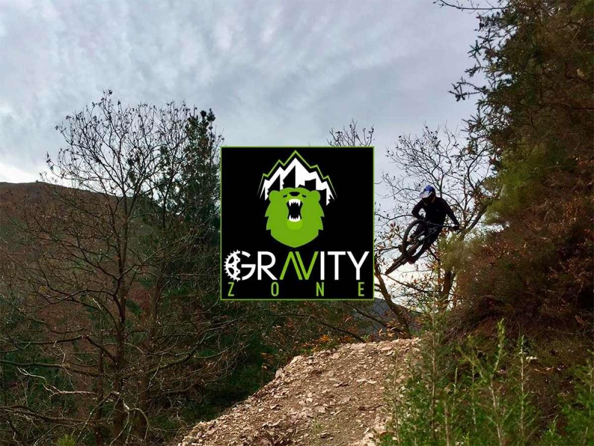 Queda inaugurado Gravity Zone, el primer Centro de BTT certificado en el Principado de Asturias