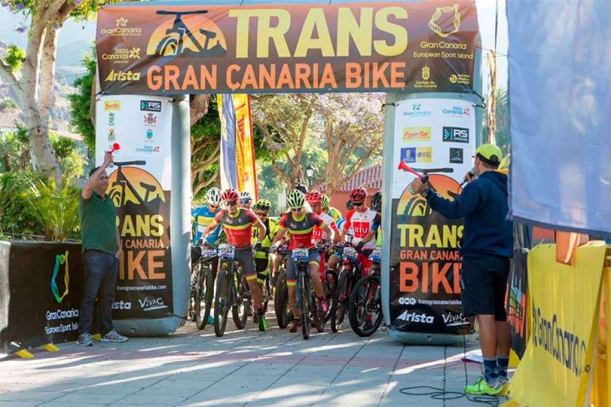 Apertura de inscripciones para la Transgrancanaria Bike 2018