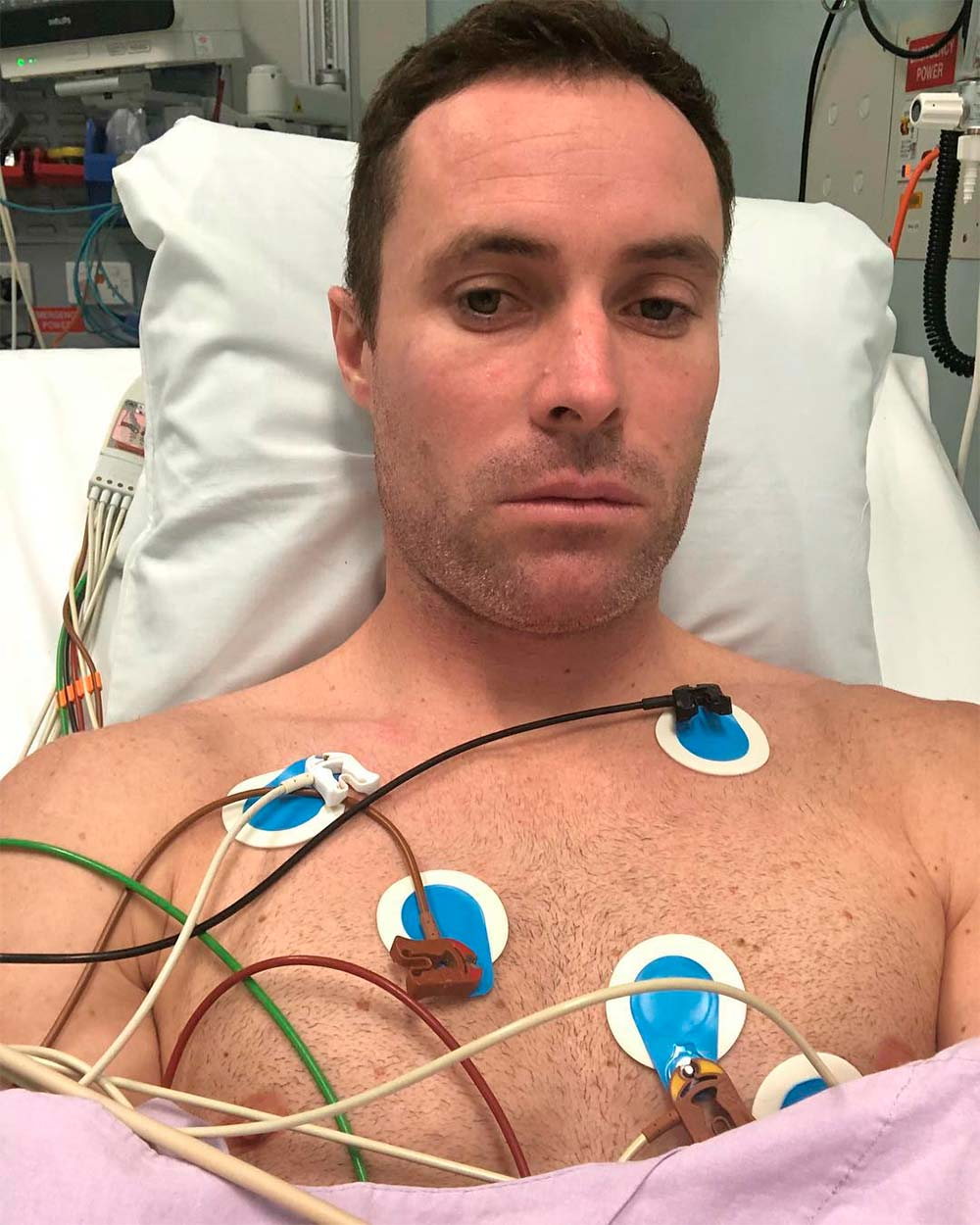 Jared Graves, estrella australiana del Mountain Bike, anuncia que tiene un tumor cerebral