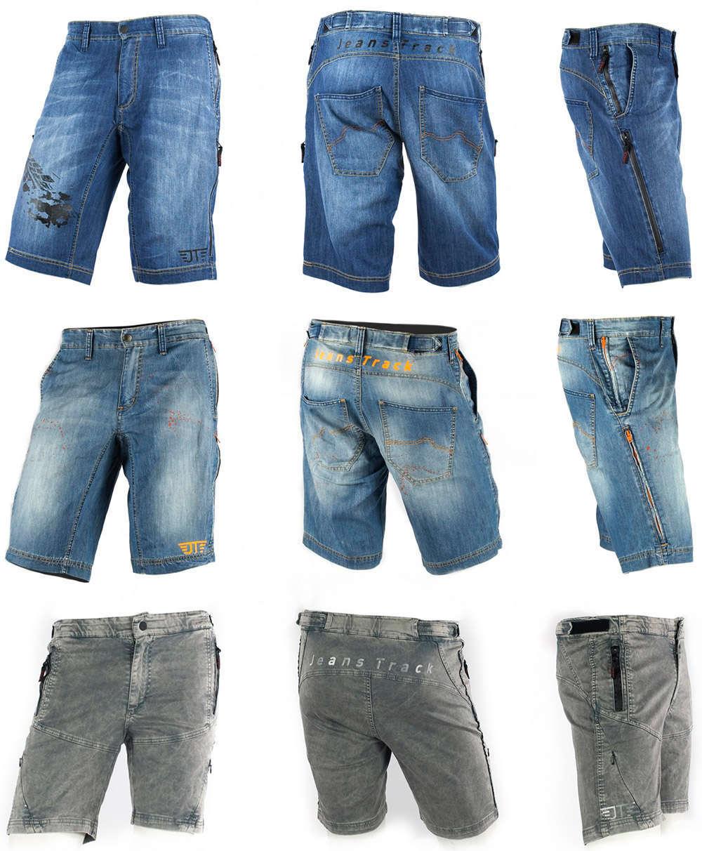 En TodoMountainBike: JeansTrack, pantalones tejanos tipo baggy para ciclistas de montaña