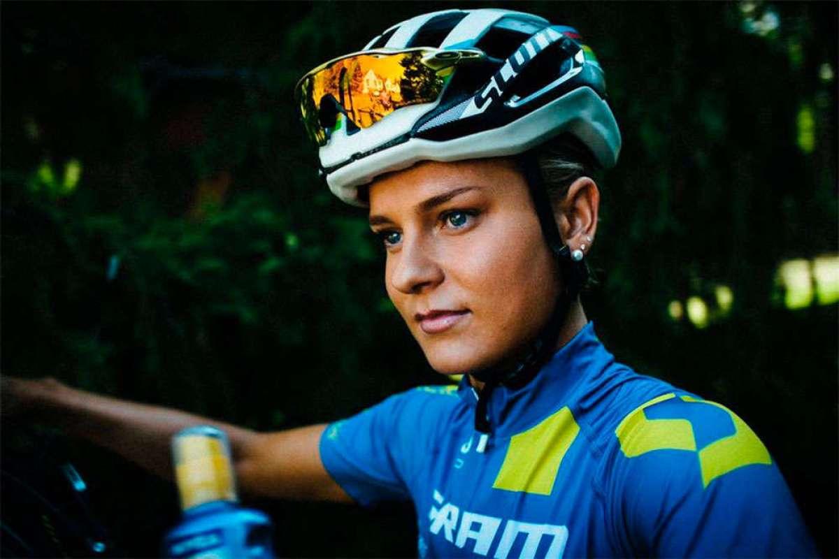 Jenny Rissveds abandona el SCOTT-SRAM MTB Racing Team