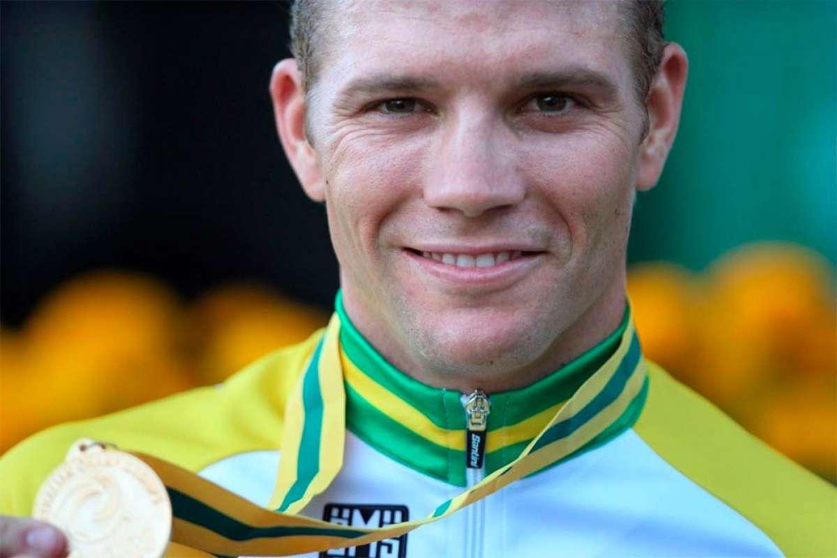 Aclarada la muerte del exciclista profesional Jonathan Cantwell: se suicidó