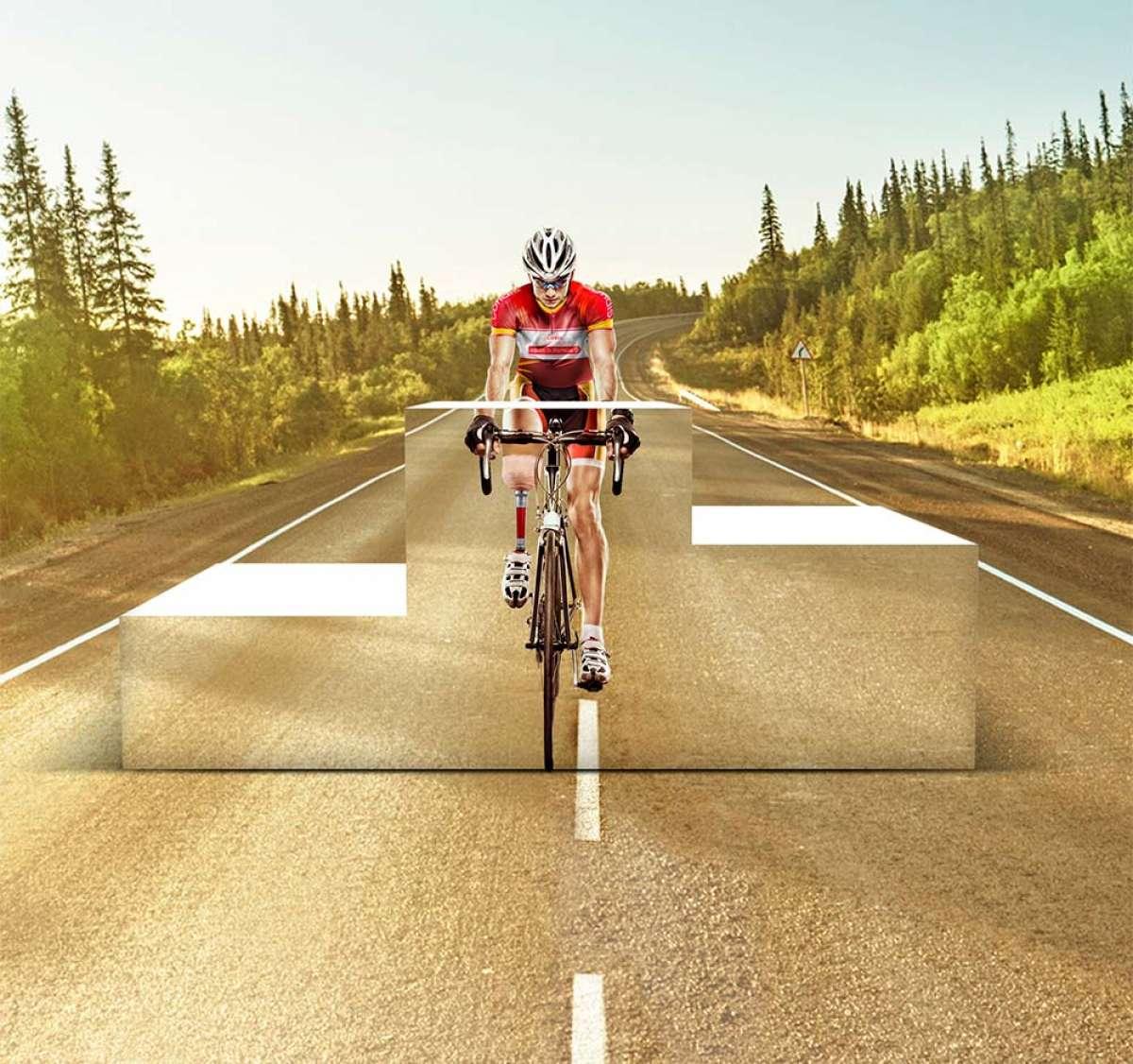 La Real Federación Española de Ciclismo y el Comité Paralímpico buscan ciclistas discapacitados para el proyecto Promesas Cofidis