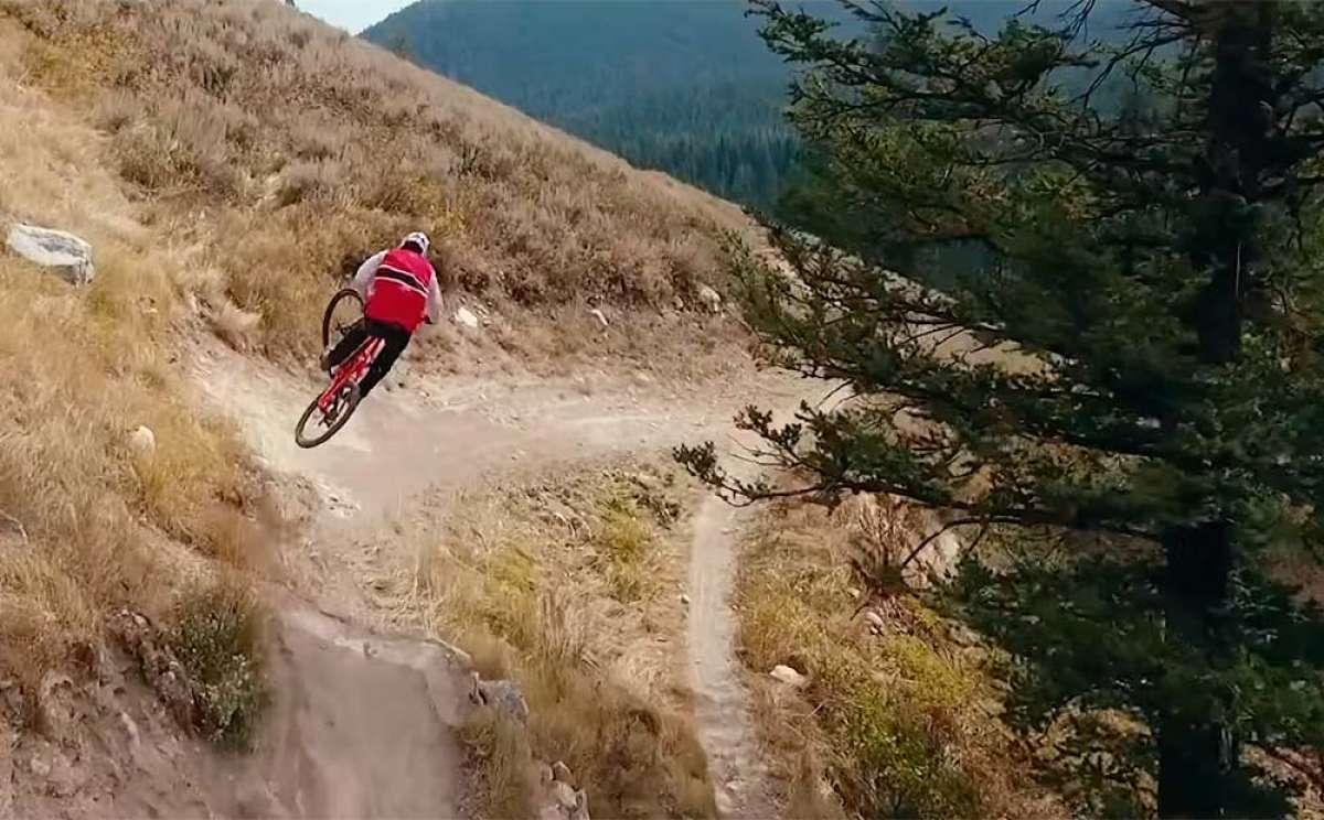 ¿Slopestyle o Mountain Bike? Josh Hult domina ambas disciplinas a la perfección