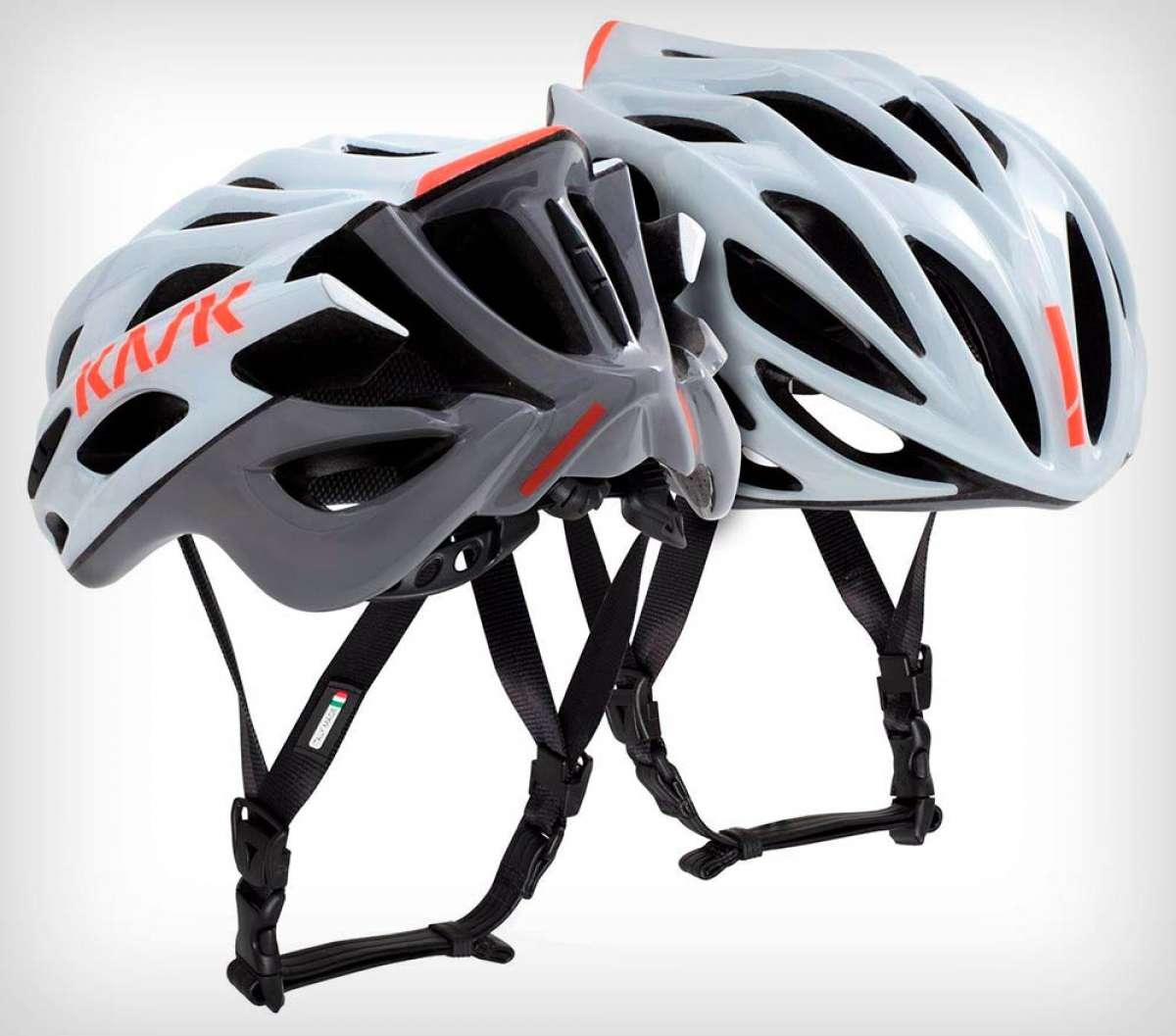 Kask presenta el Mojito X, un ligero casco de carretera y XC que además estrena versión Peak para Gravel