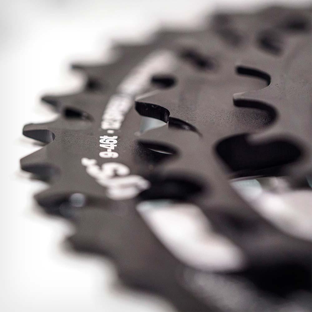 En TodoMountainBike: El kit más económico para transformar una transmisión SRAM de 11 velocidades en una de 12: e*thirteen TRS Plus 12