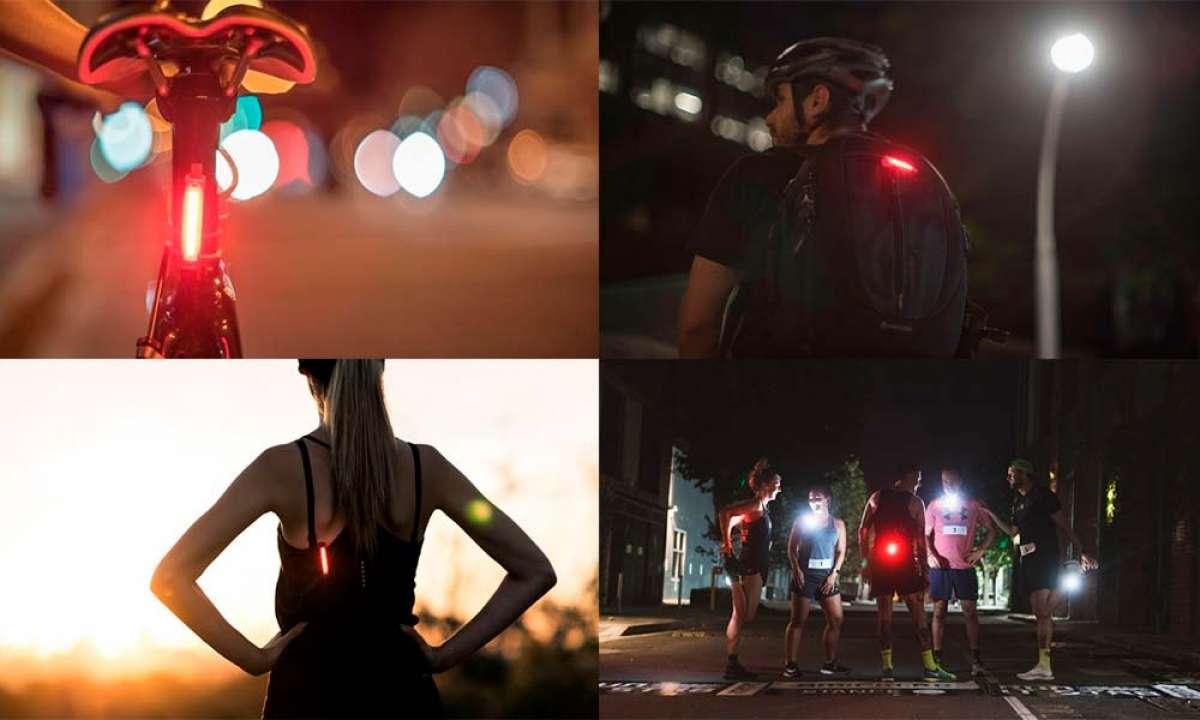 Knog Plus, una luz multifuncional y económica para ver y ser vistos sobre la bicicleta