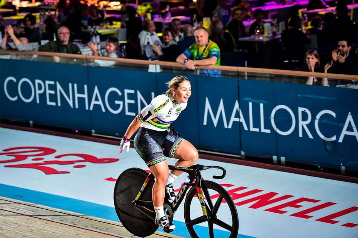 """En TodoMountainBike: Kristina Vogel permanece estable en la UCI tras ser operada, aunque """"tiene una lesión de espalda muy grave"""""""