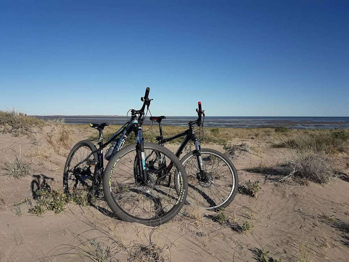 En TodoMountainBike: La foto del día en TodoMountainBike: 'La Mar Grande'