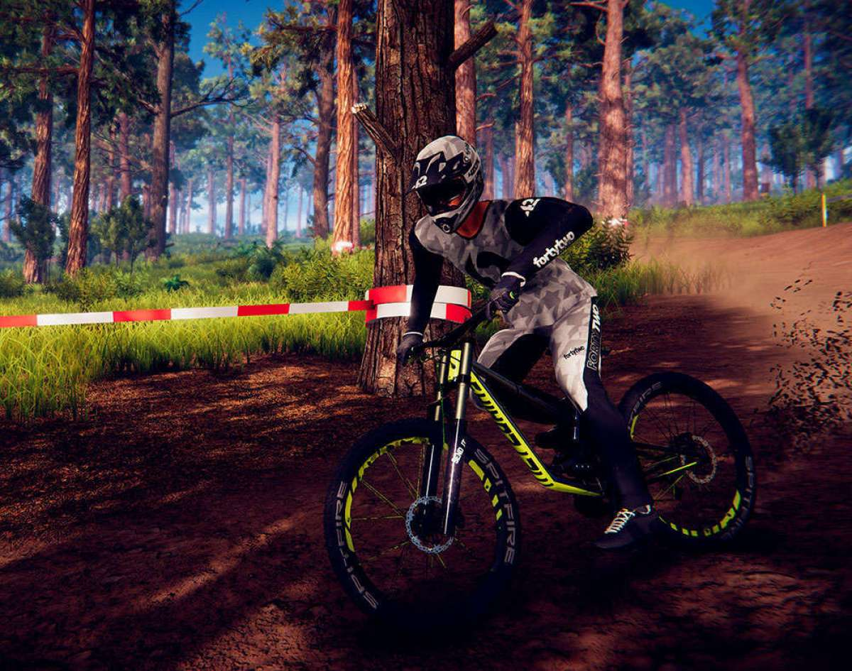 Descenders, el videojuego de DH y Freeride extremo, disponible en Steam a partir de febrero