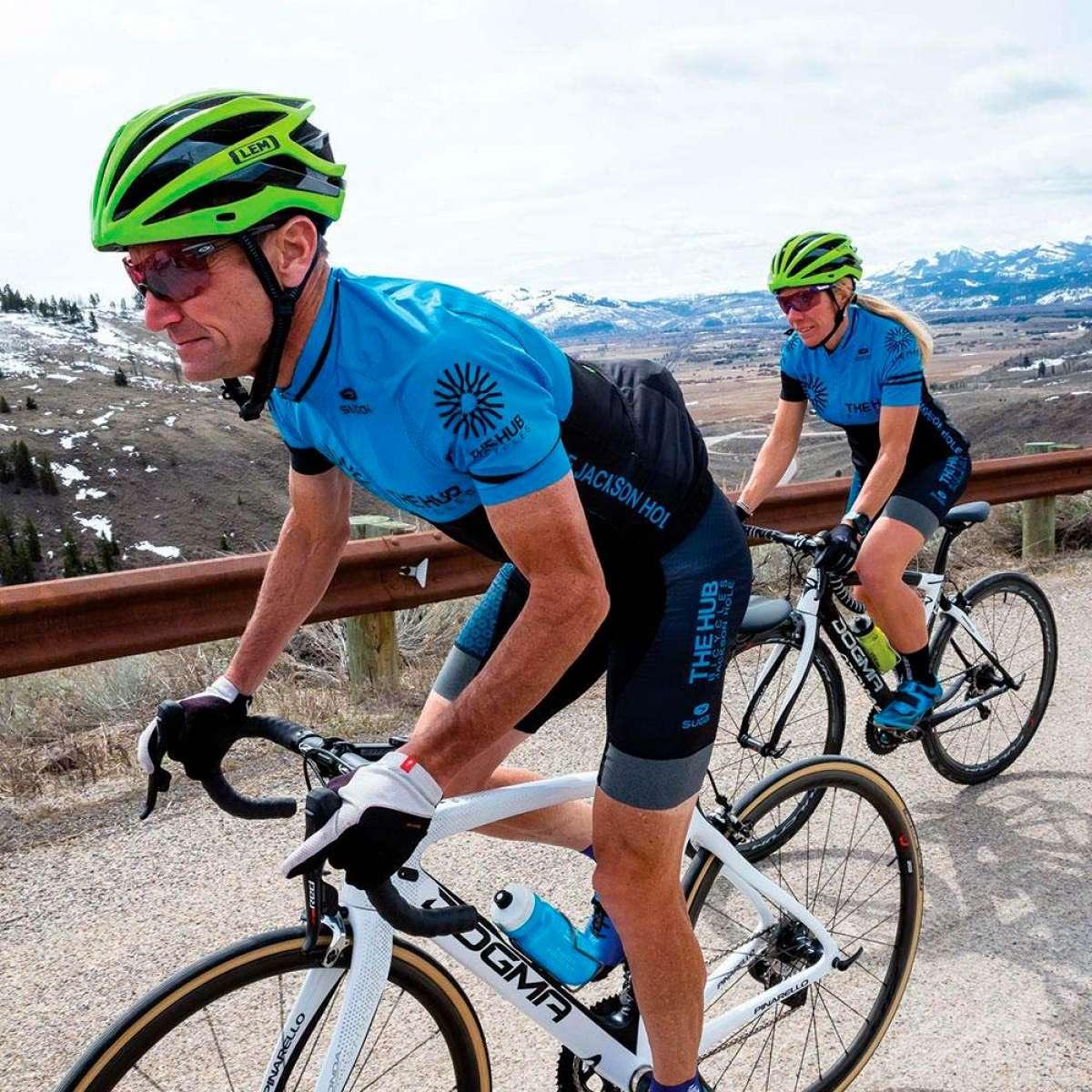 La marca italiana Lem se estrena en el mundo del ciclismo con una completa gama de cascos