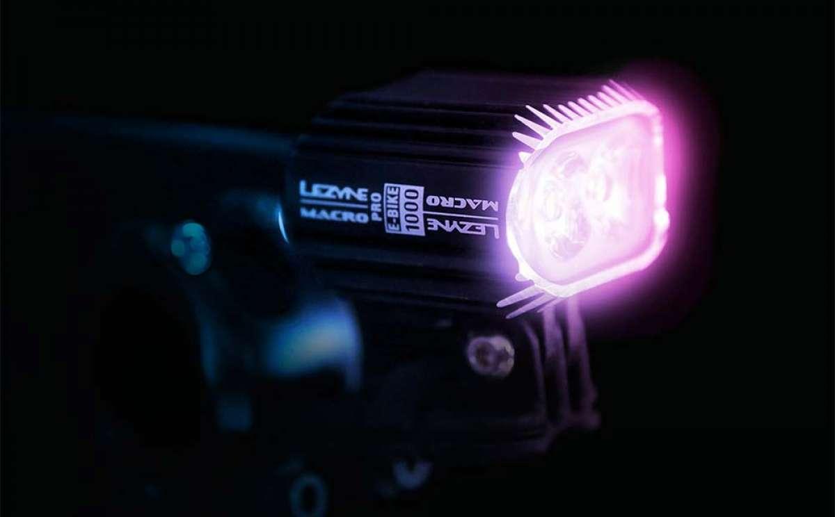 Lezyne lanza una gama de luces diseñadas para conectarse a la batería de cualquier bicicleta eléctrica