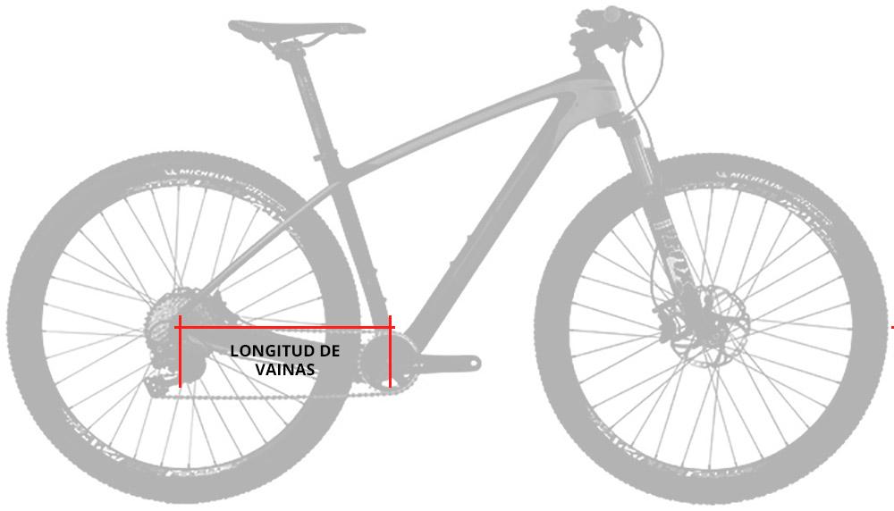 En TodoMountainBike: La longitud de las vainas y su influencia en la reactividad y capacidad de tracción de una bicicleta