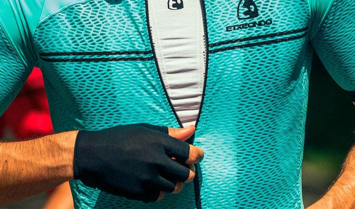 Etxeondo Beira, un maillot ultraligero diseñado para decir adiós a la sensación de humedad