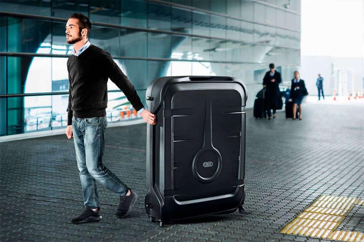 Cruz Bike Case, una maleta de viaje para transportar la bicicleta de forma segura y cómoda