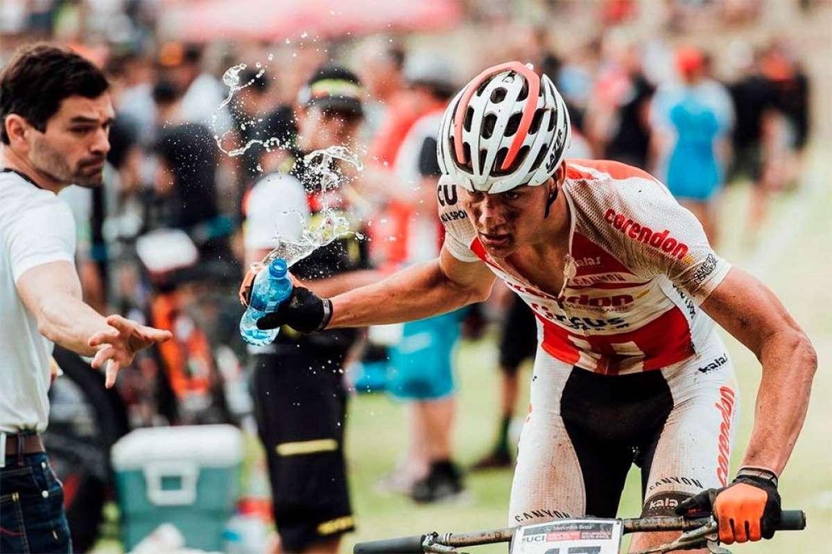 Mathieu van der Poel, el ciclista infalible en todas las estaciones del año