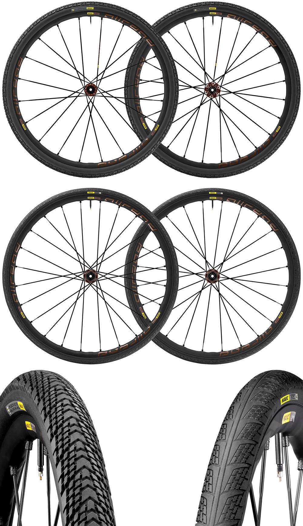En TodoMountainBike: Mavic Allroad, la gama de ruedas y neumáticos de la firma destinada a Gravel Bikes