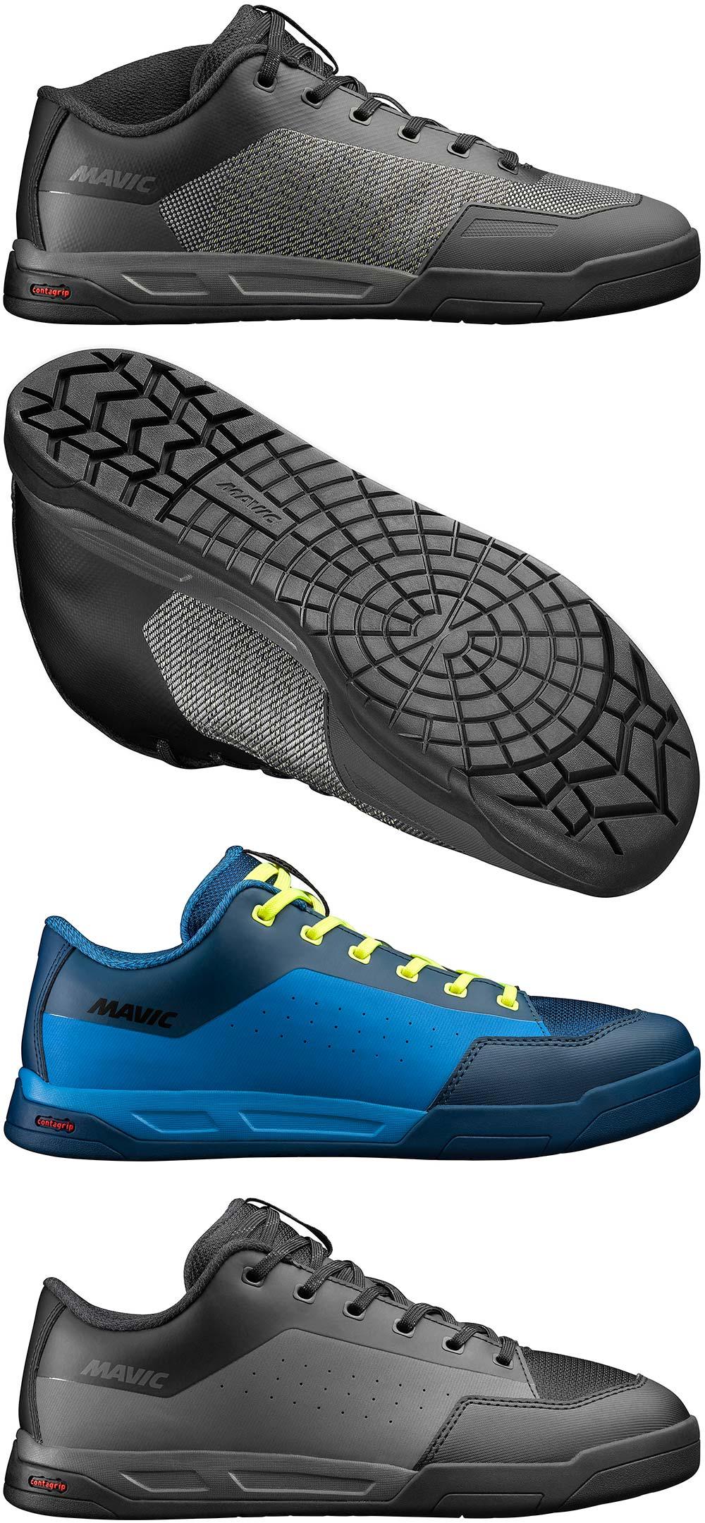 En TodoMountainBike: Mavic Deemax Pro y Deemax Elite, dos zapatillas planas para amantes de los pedales de plataforma