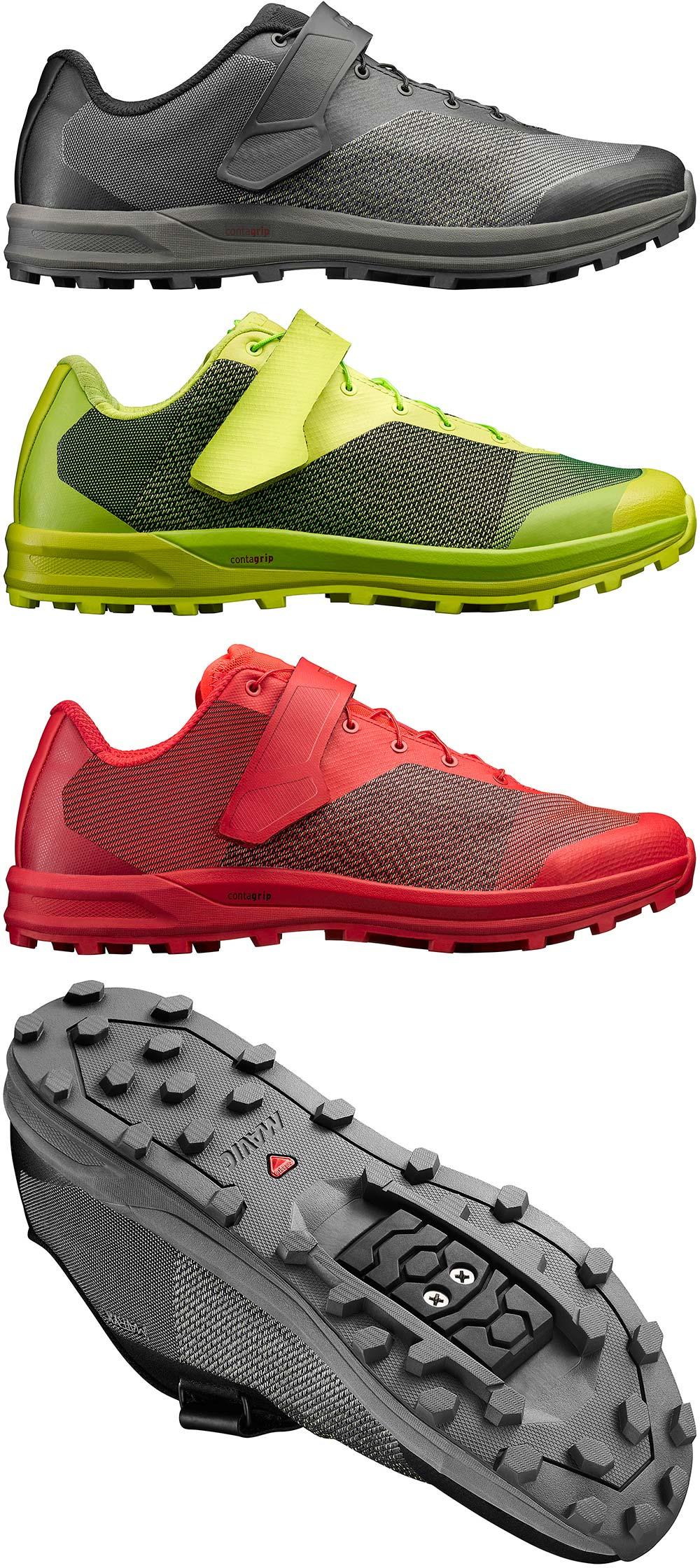 En TodoMountainBike: Mavic XA Matryx, unas zapatillas de alto rendimiento para amantes del Trail, el Enduro y las e-MTB
