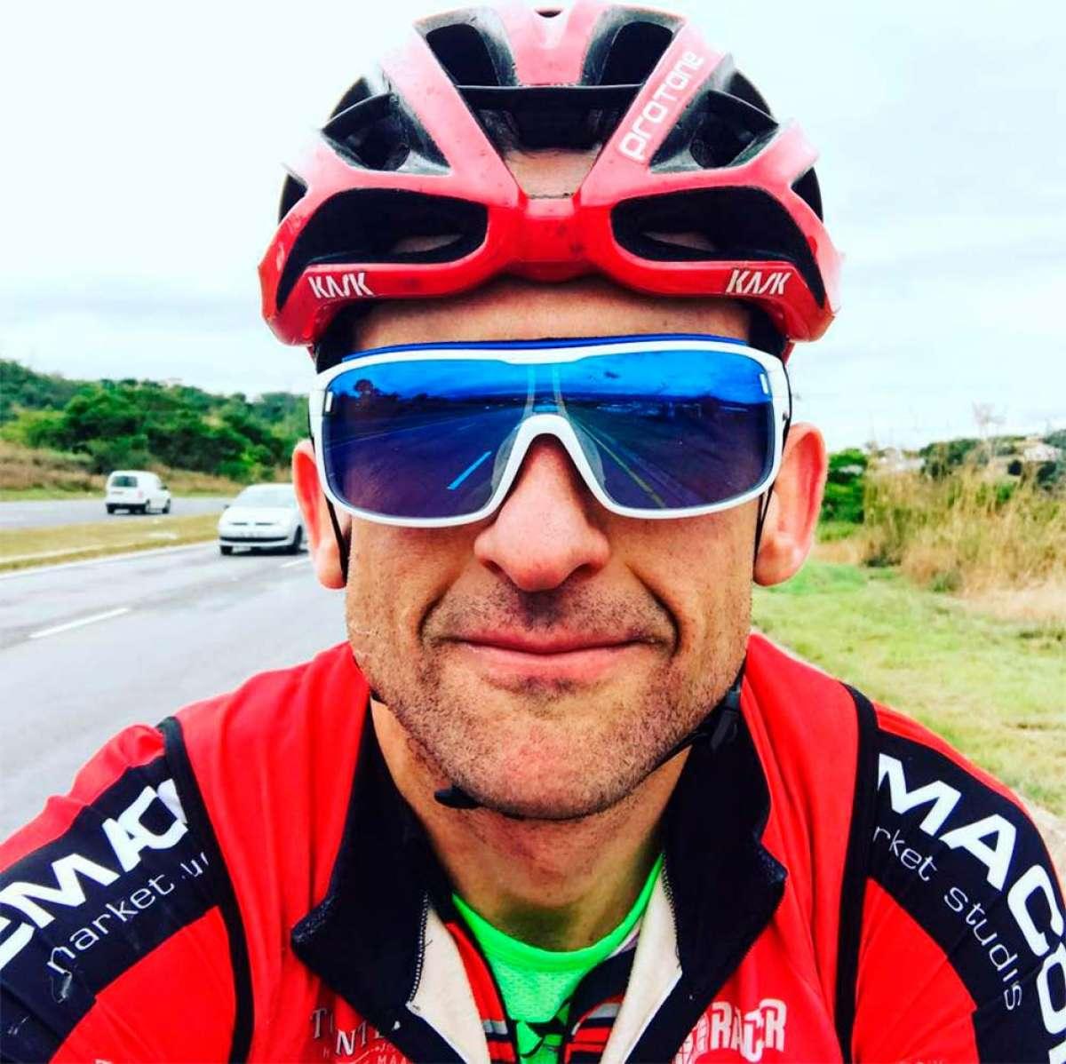 Max Knox, campeón sudafricano de XCM, sancionado con cuatro años de inhabilitación por dopaje
