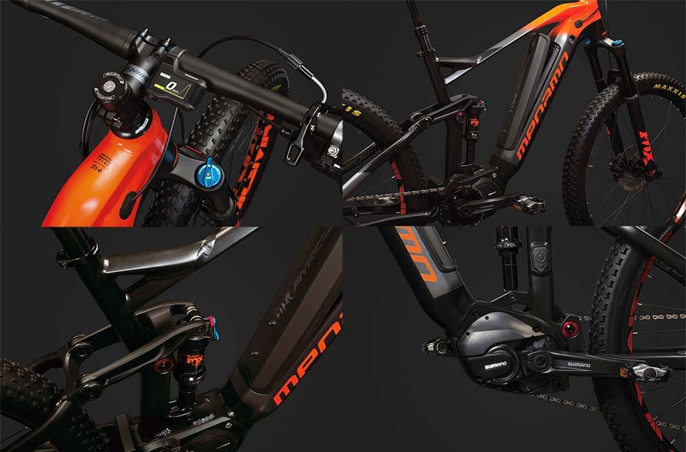 En TodoMountainBike: Megamo Ayron Force, una equilibrada e-MTB de Trail con motor Shimano Steps E-8000 y batería integrada