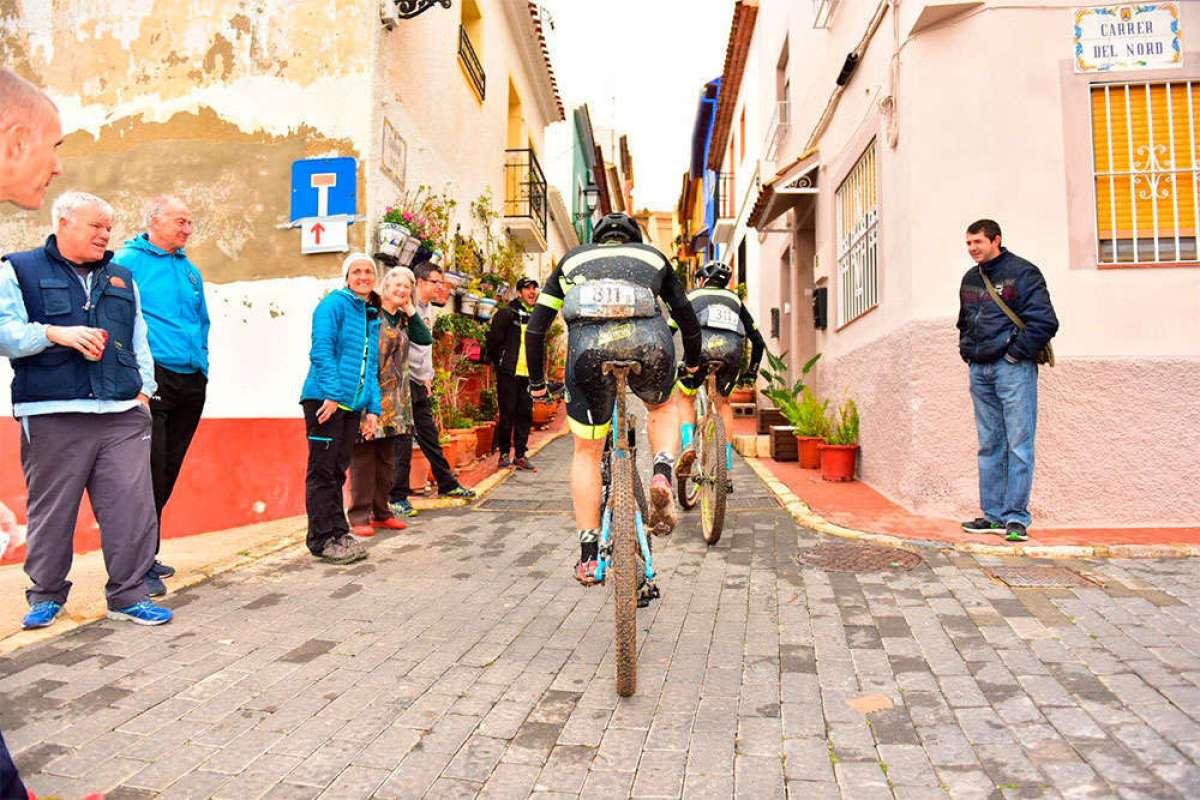 Los mejores momentos de la cuarta etapa de la Costa Blanca Bike Race 2018