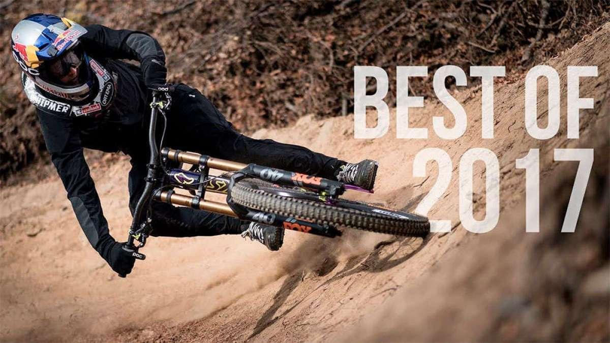 En TodoMountainBike: Lo mejor de Fabio Wibmer durante 2017