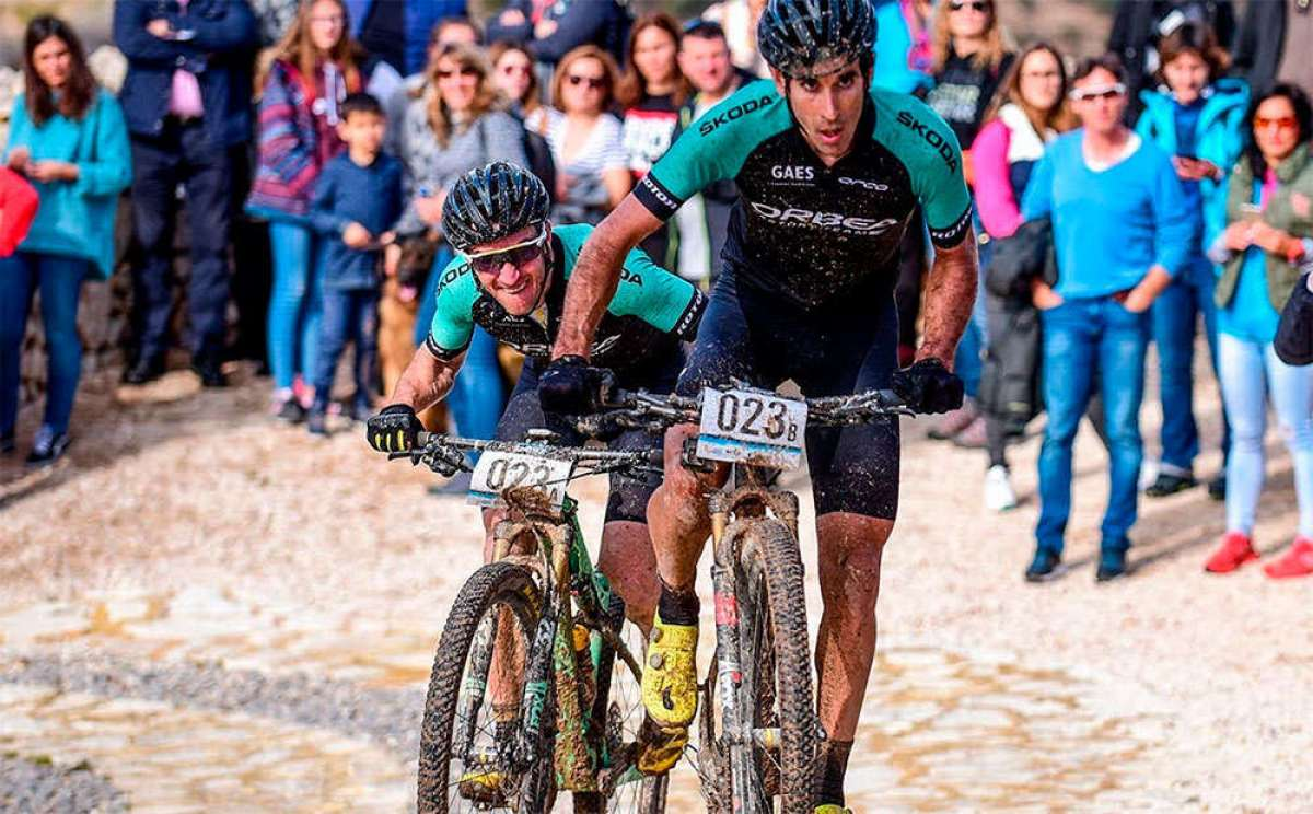 Los mejores momentos de Ibon Zugasti y Alberto Losada en la Costa Blanca Bike Race 2018
