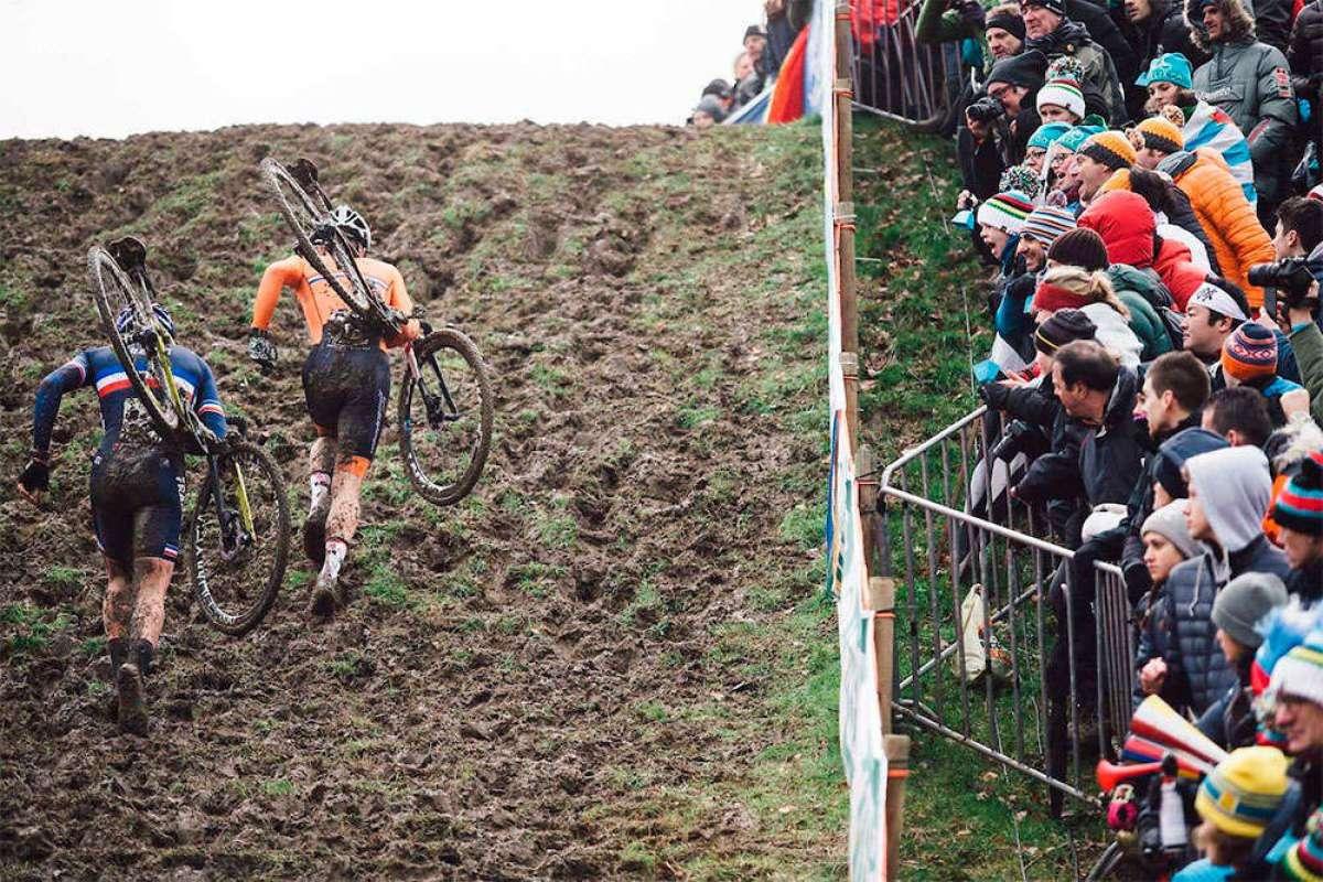 Los mejores momentos del Mundial de Ciclocross 2018 de Valkenburg