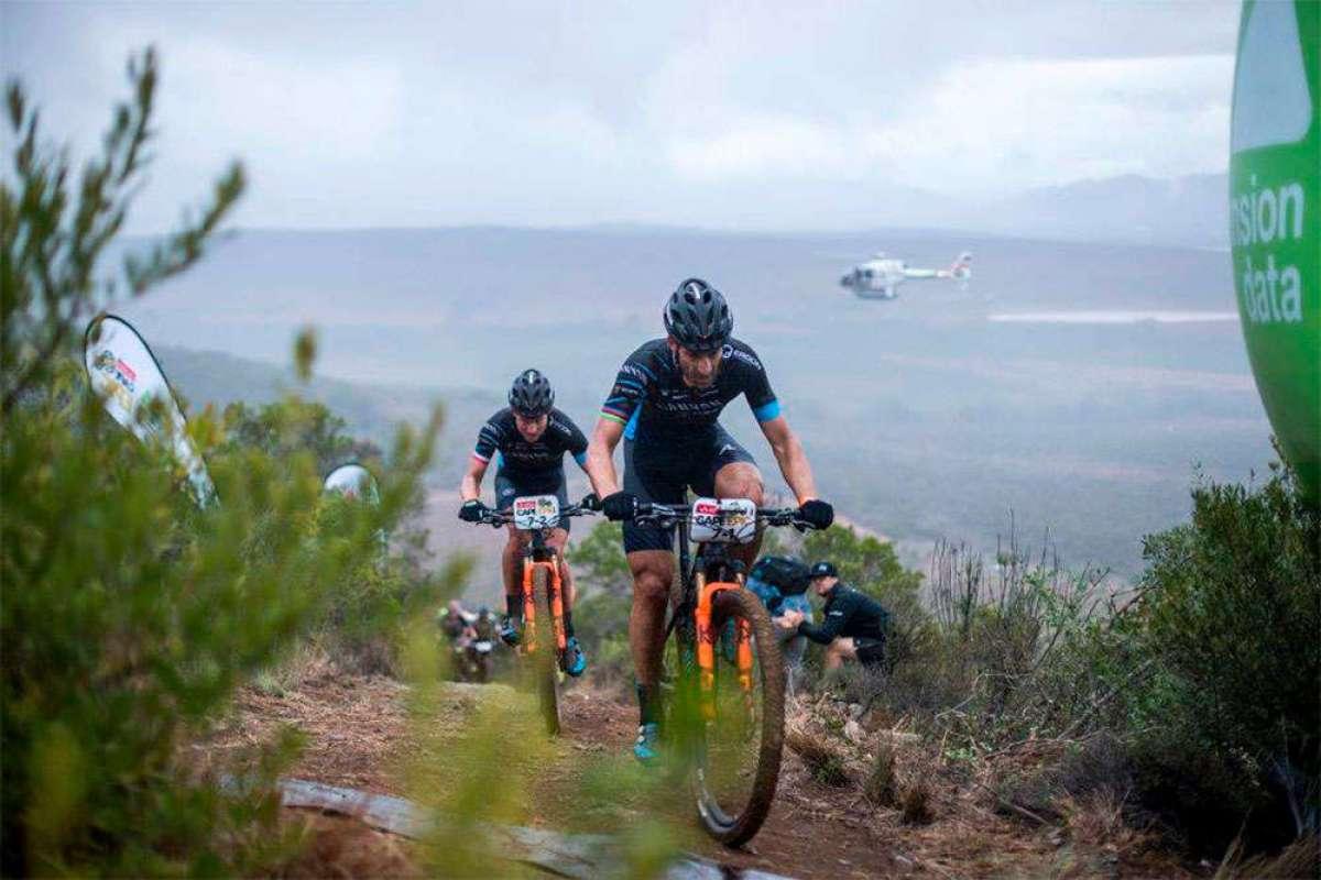 Los mejores momentos de la tercera etapa de la Absa Cape Epic 2018