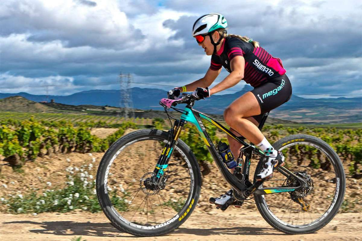 Los mejores momentos de la tercera etapa de La Rioja Bike Race 2018