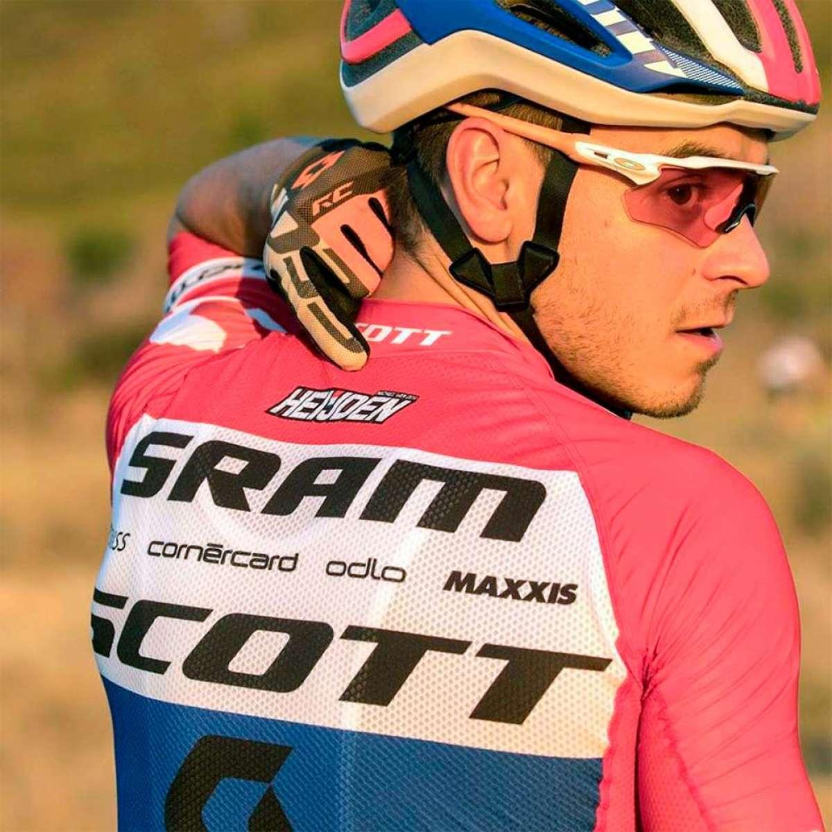 En TodoMountainBike: Michiel van der Heijden se despide del SCOTT-SRAM MTB Racing Team