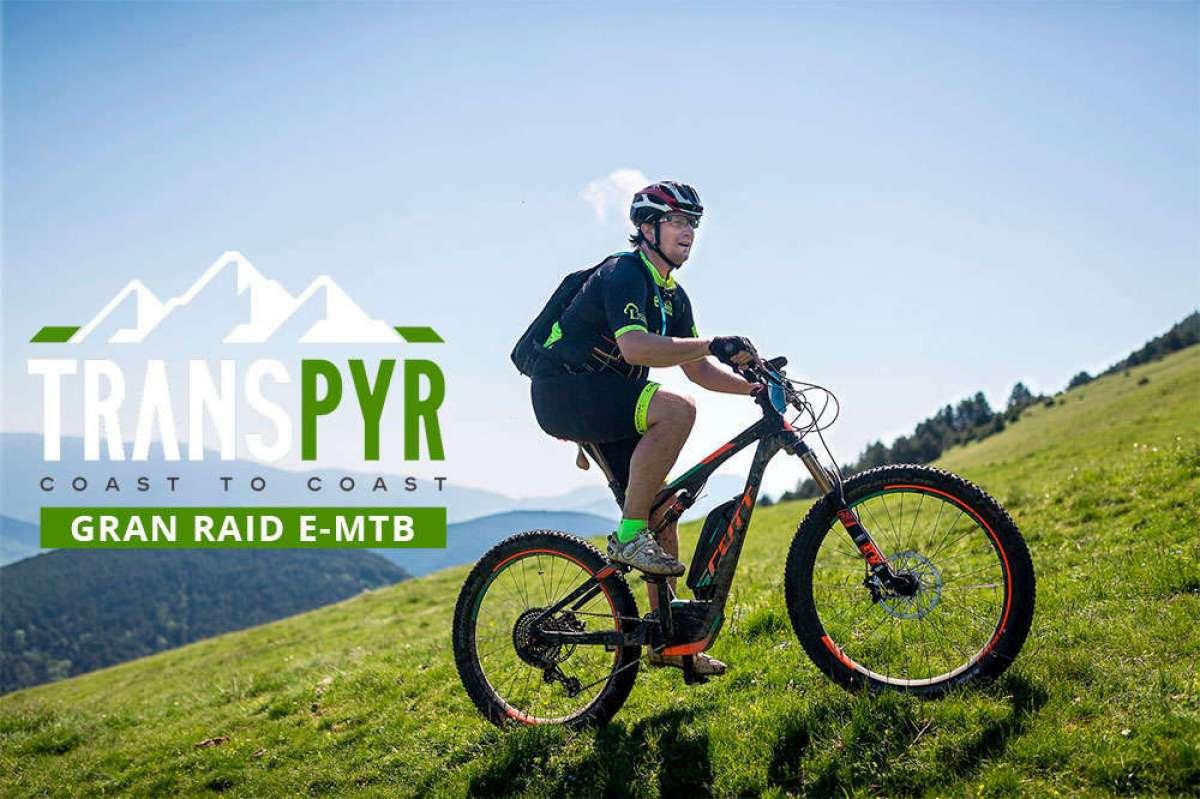 La Transpyr Coast to Coast 2018 da la bienvenida a las bicicletas eléctricas