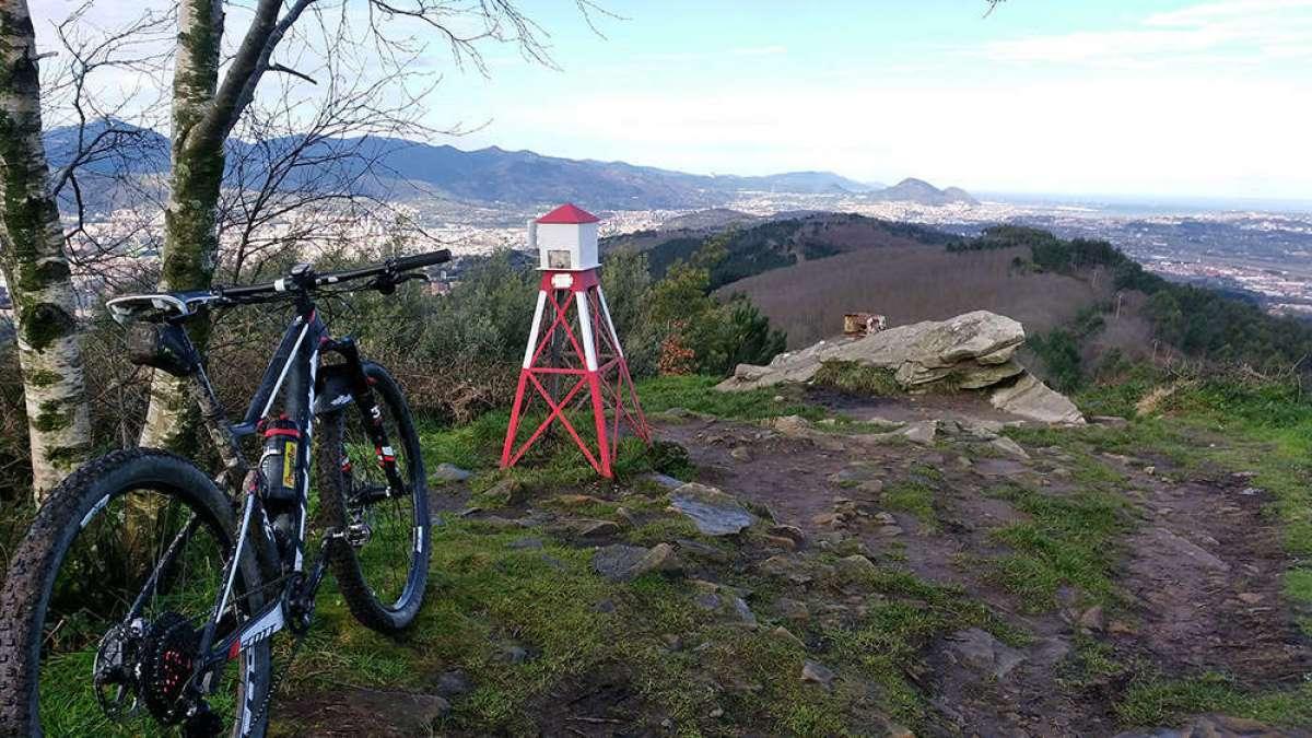 """La foto del día en TodoMountainBike: """"Monte Ganguren"""""""