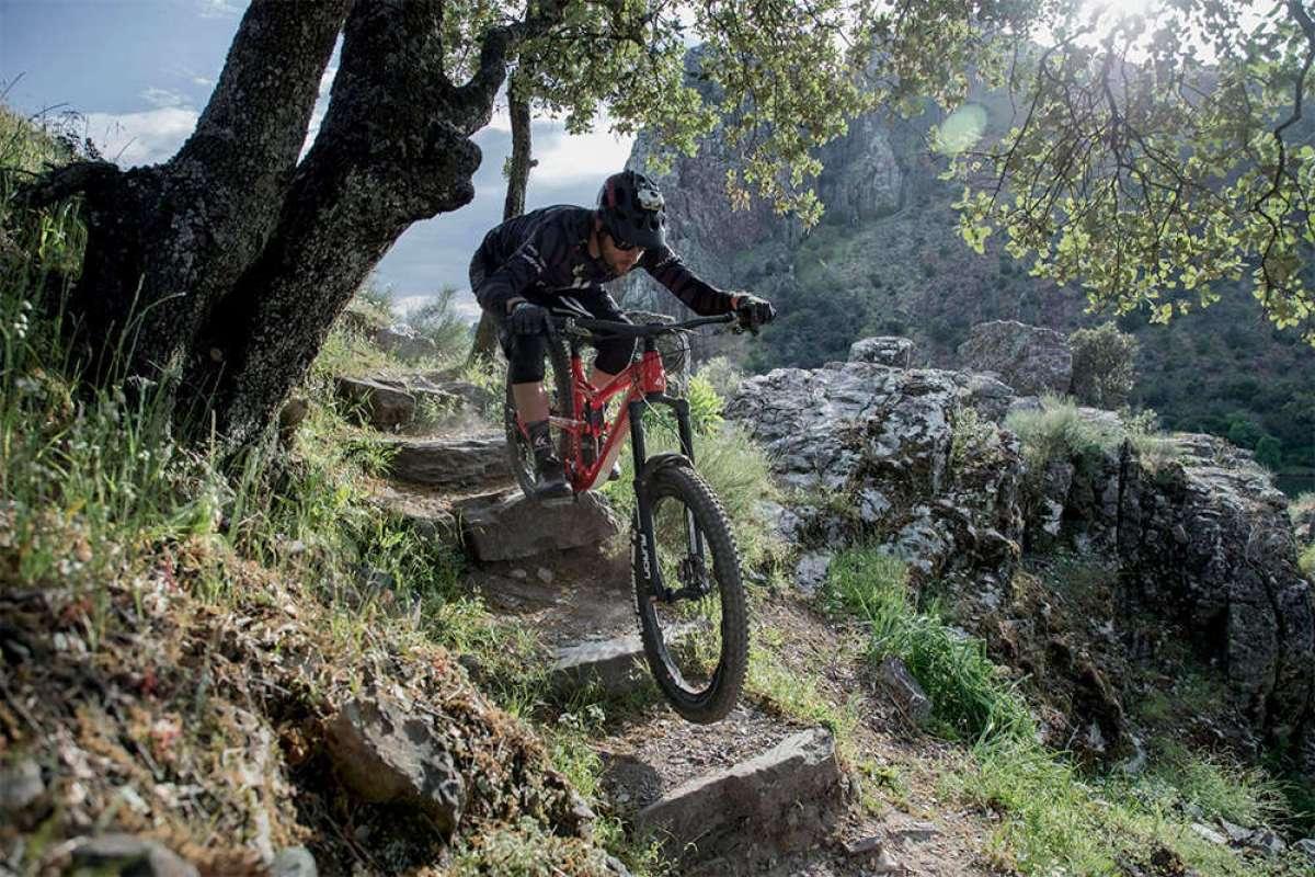 Pájaros, cerezos y muchos senderos: descubriendo Cáceres con David Cachon y su Kross Moon