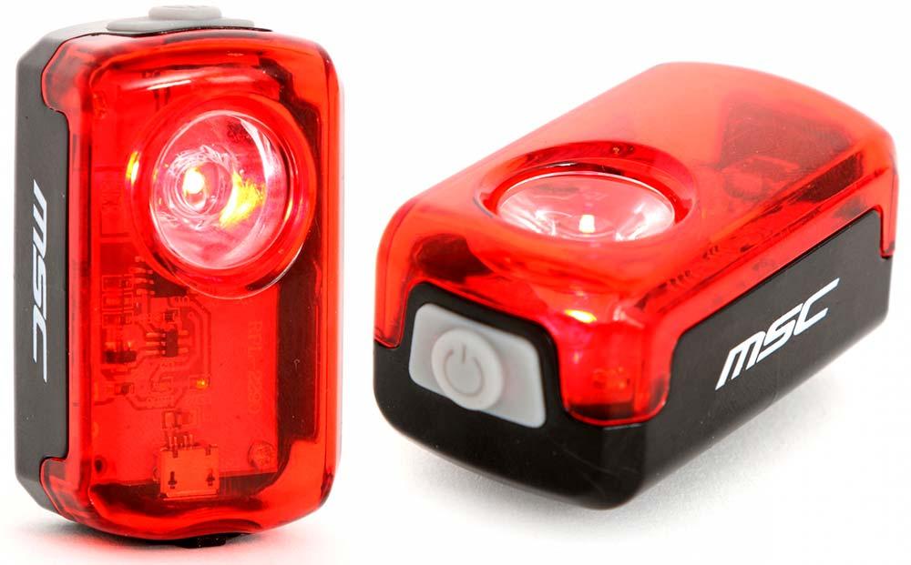 En TodoMountainBike: MSC Bikes presenta su luz diurna para bicicletas: la MSC Light 70R