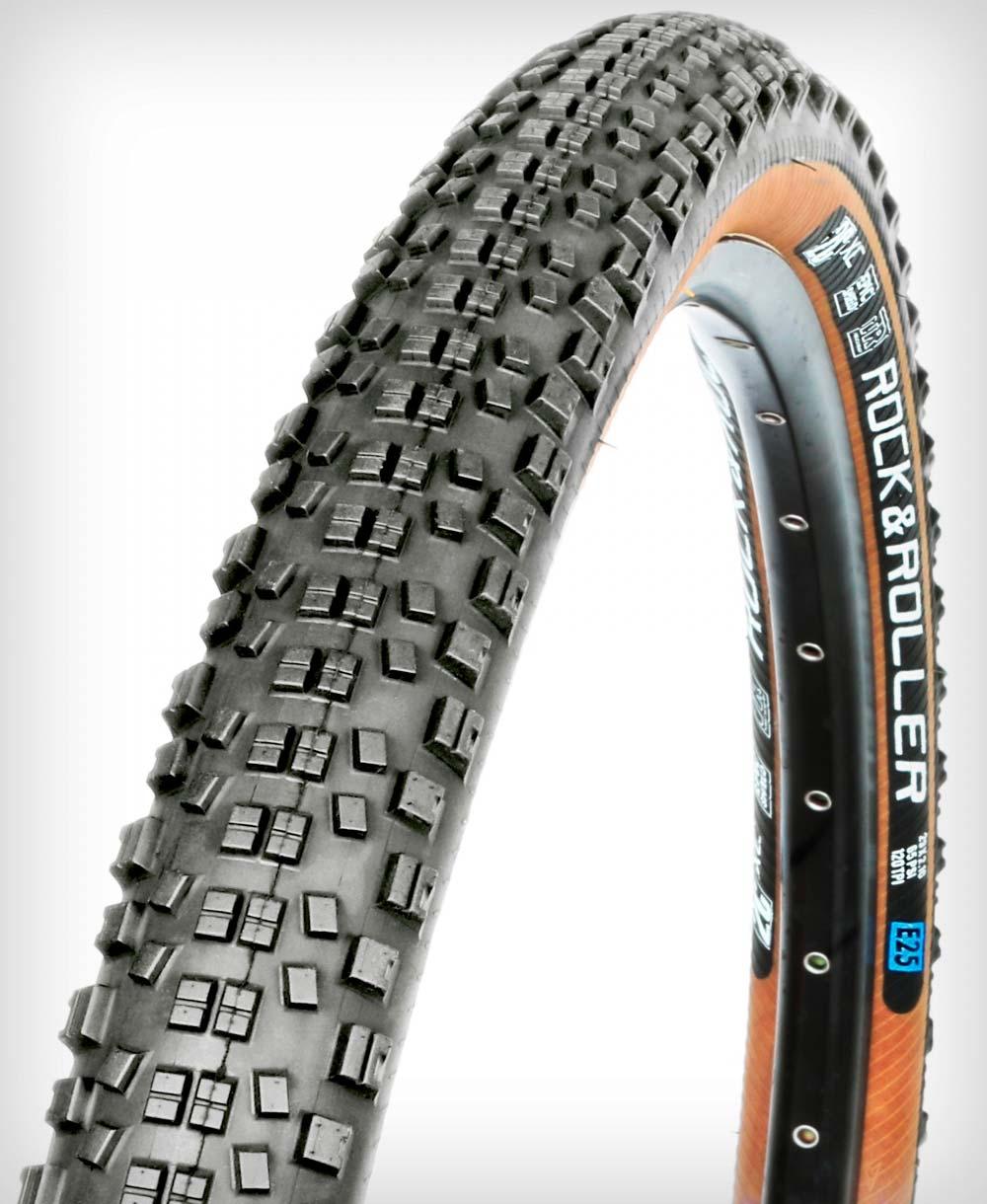 MSC presenta el Rock&Roller, un neumático rodador con buen agarre lateral para bicis de XC/Maratón