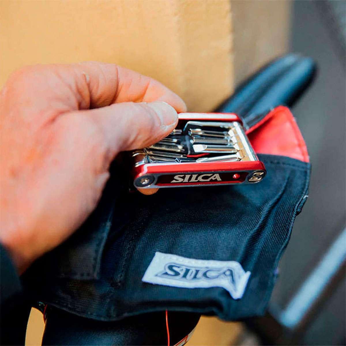 Silca Italian Army Knife Tredici, la multiherramienta utilizada por el MMR Factory Racing Team