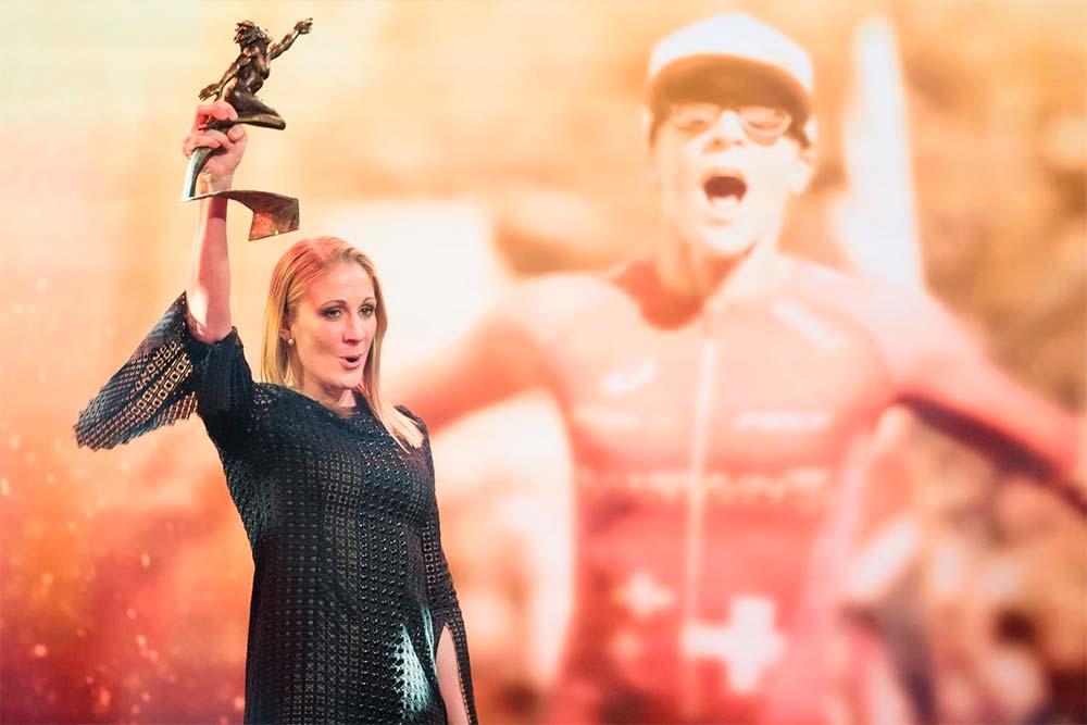 En TodoMountainBike: Nino Schurter recibe el premio al Mejor Deportista Suizo del Año tras una década nominado