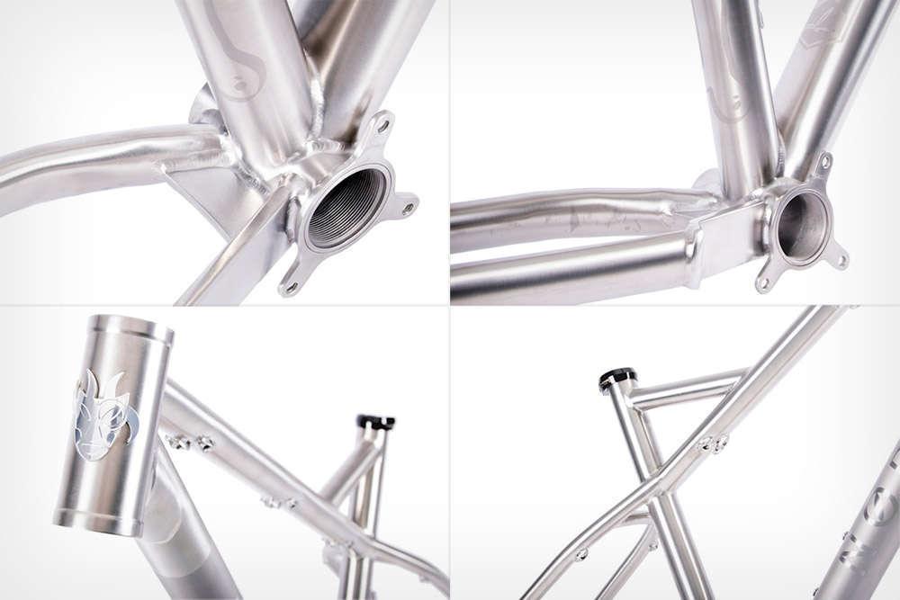 En TodoMountainBike: La Nordest Bardino Ti se actualiza con un cuadro más ligero para ruedas de 27.5 pulgadas