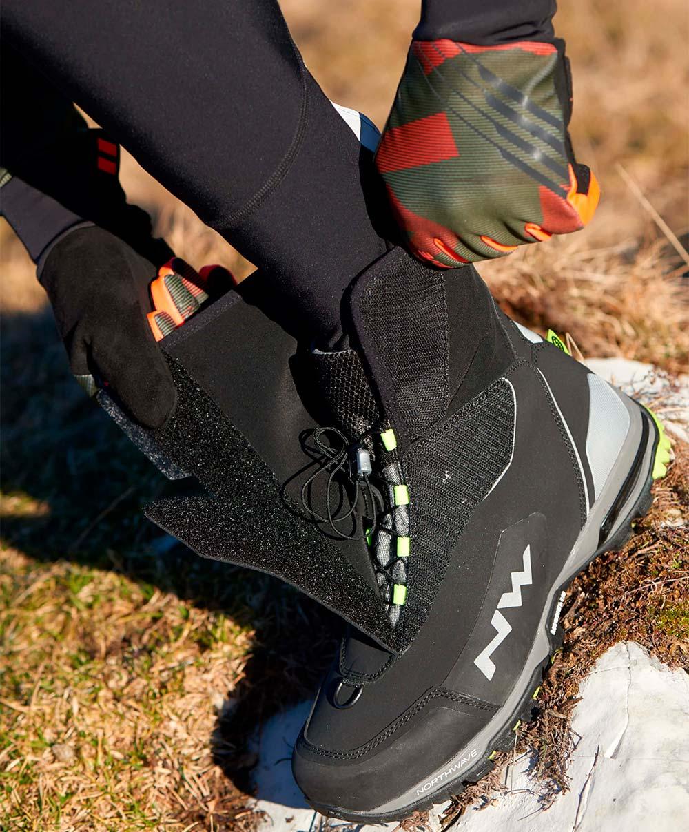 En TodoMountainBike: Northwave Himalaya, las zapatillas más 'calientes' para ciclistas de montaña