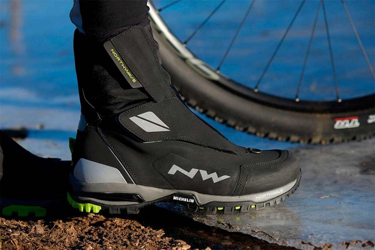 Northwave Himalaya, las zapatillas más 'calientes' para ciclistas de montaña