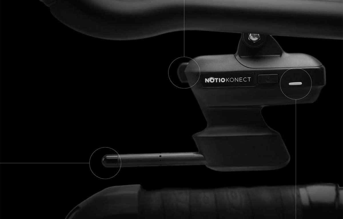Notio Konect, las prestaciones de un túnel de viento en tamaño de bolsillo