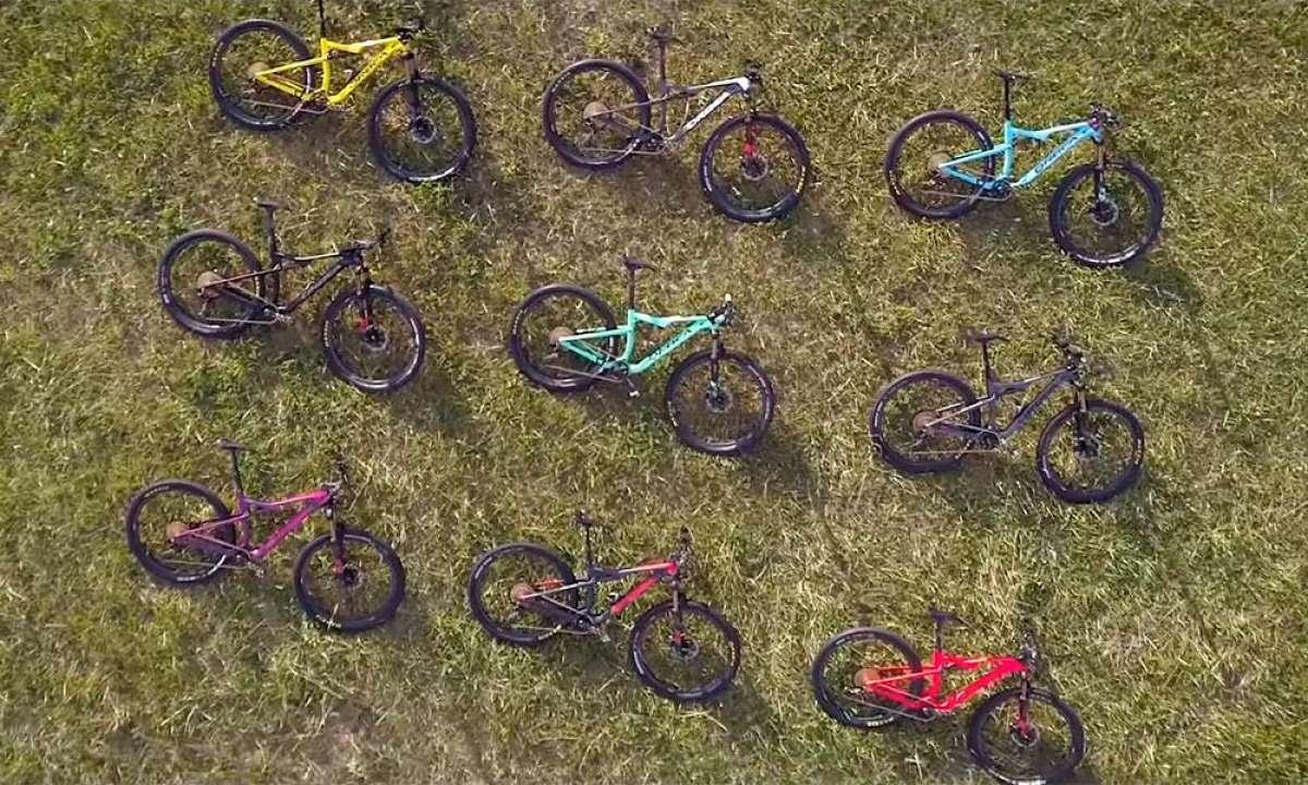 La gama de bicicletas Orbea de 2019 en dos minutos de vídeo