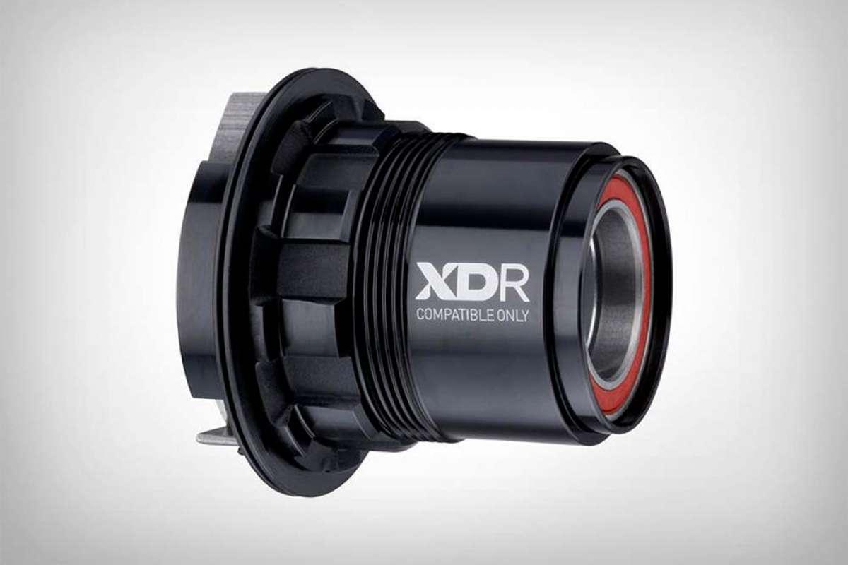 SRAM XDR, un núcleo de rueda para bicis de carretera compatible con los cassettes Eagle de 12 velocidades