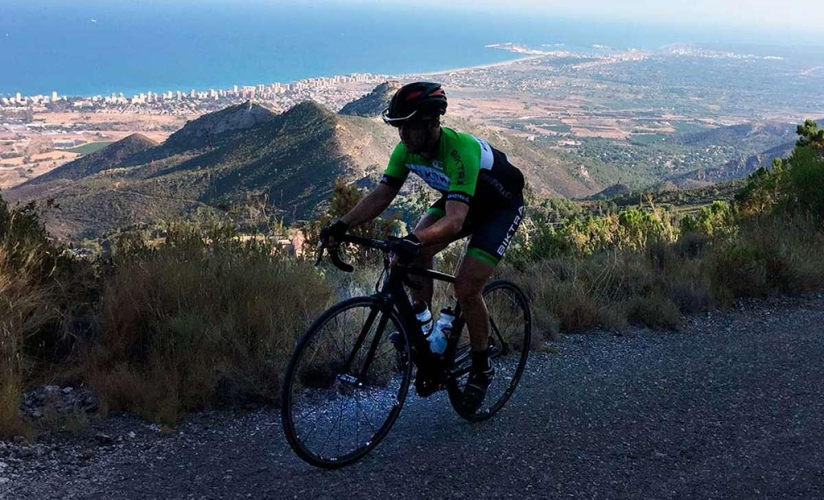 Nueve rutas cicloturistas para descubrir Castellón de la Plana a golpe de pedal