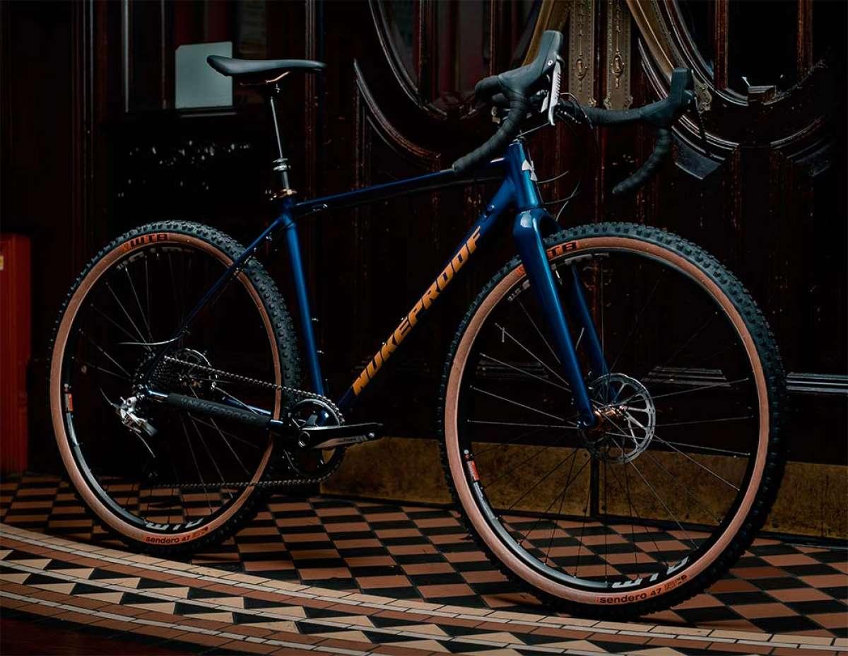 Nukeproof reaviva el segmento Gravel con la renovada Digger, una bici compatible con tres diámetros de rueda