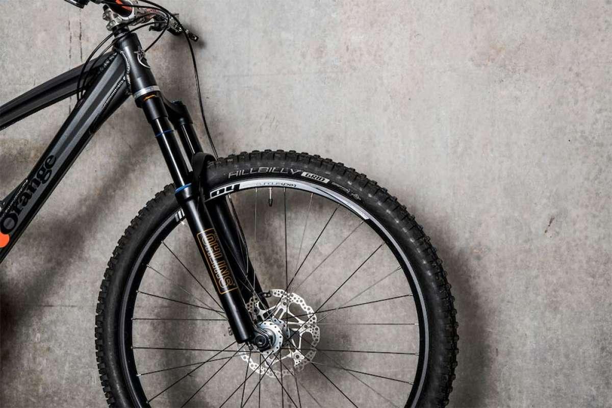 Öhlins RXF36 Evo, una horquilla evolucionada para ser más rígida, más sensible y más absorbente