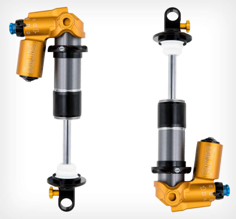 En TodoMountainBike: El amortiguador Öhlins TTX 22 M recibe una versión Trunnion con muelles más ligeros