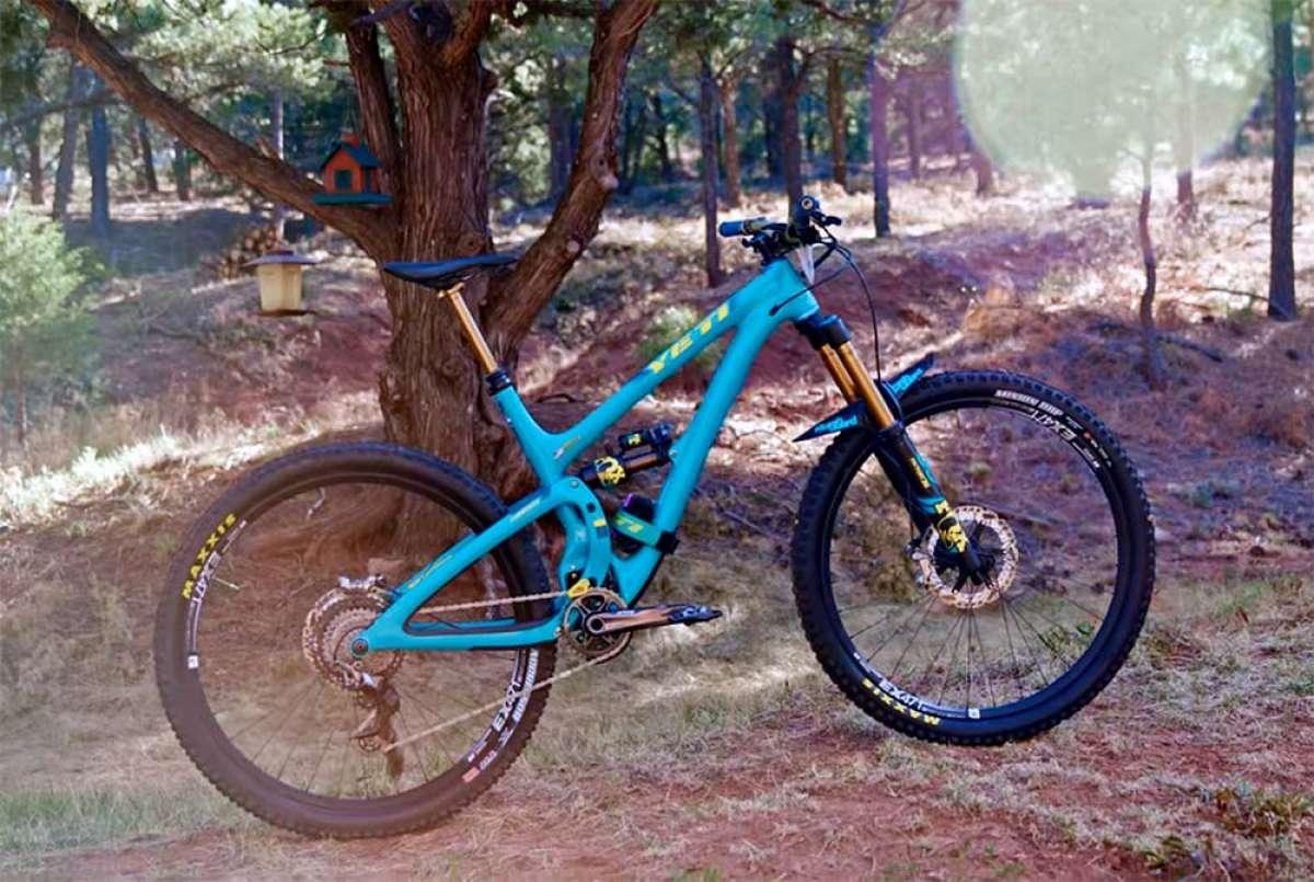 En TodoMountainBike: ¿Cómo funciona el grupo Shimano XTR M9100 de 12 velocidades en una bicicleta de Enduro? Richie Rude lo explica